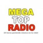 Logo da emissora Megatop Radio