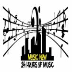 Logo da emissora Music Now