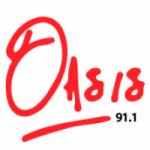 Logo da emissora Radio Oasis 91.1 FM
