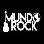 Logo da emissora Rádio Mundo Rock