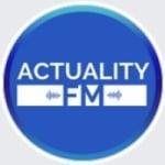 Logo da emissora Radio Actuality FM