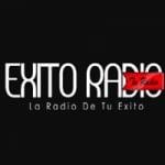 Logo da emissora Exito Radio