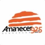 Logo da emissora Radio Amanecer 92.5 FM