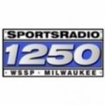 Logo da emissora WSSP 1250 AM