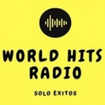 Logo da emissora World Hits Radio