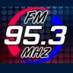 Logo da emissora Radio Centro 95.3 FM