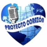 Logo da emissora Radio Proyecto Corazón Internacional