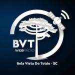 Logo da emissora BVT Web Rádio