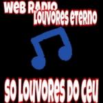 Logo da emissora Web Rádio Louvores Eternos