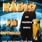Logo da emissora Rádio FM Noticias