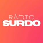 Logo da emissora Rádio Surdo