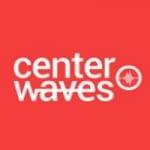 Logo da emissora Radio Center Waves