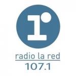 Logo da emissora Radio La Red 107.1 FM