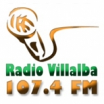 Logo da emissora Radio Villalba 107.4 FM