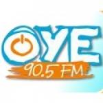 Logo da emissora Radio Oye 90.5 FM