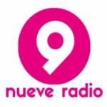 Logo da emissora Nueve Radio