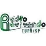 Logo da emissora Rádio Revivendo Tupã SP