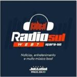 Logo da emissora Rádio Sul Web Içara