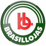 Logo da emissora Rádio Brasil Lojas