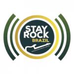 Logo da emissora Rádio Web Stay Rock Brazil