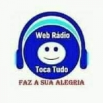 Logo da emissora Web Rádio Toca Tudo FM