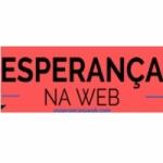 Logo da emissora Rádio Esperança na Web
