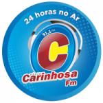 Logo da emissora Rádio Carinhosa 1450 AM
