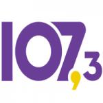 Logo da emissora Rádio FM 107.3