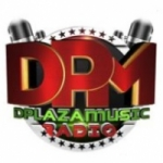 Logo da emissora D Plaza Music Radio