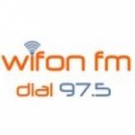 Logo da emissora Radio Wifon 97.5 FM