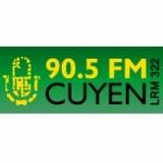 Logo da emissora Radio Cuyen 90.5 FM