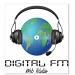 Logo da emissora Digital FM Web Rádio