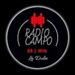 Logo da emissora Radio Campo 89.1 FM