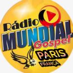 Logo da emissora Rádio Mundial Gospel Paris