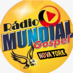 Logo da emissora Rádio Mundial Gospel Nova York