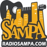 Logo da emissora Rádio Sampa.com