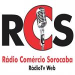 Logo da emissora Rádio Comércio Sorocaba