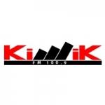 Logo da emissora Radio Kiwik 100.9 FM