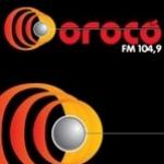 Logo da emissora Rádio Orocó 104.9 FM