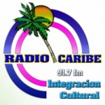 Logo da emissora Radio Caribe 91.7 FM