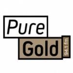 Logo da emissora Radio Pure Gold 94.1 FM
