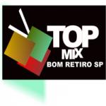 Logo da emissora Rádio Top Mix Bom Retiro SP