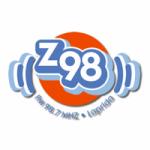 Logo da emissora Radio Laprida Z98 98.7 FM