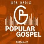 Logo da emissora Rádio Popular Gospel