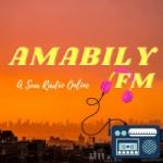 Logo da emissora Rádio Amabilly FM