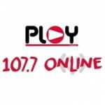 Logo da emissora Radio Play 107.7 FM