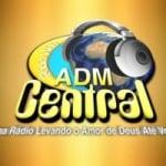 Logo da emissora Rádio Adm Central