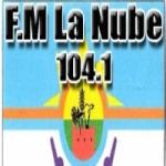 Logo da emissora Radio La Nube 104.1 FM