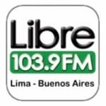 Logo da emissora Radio Libre 103.9 FM