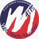 Logo da emissora Rádio Masther Hits